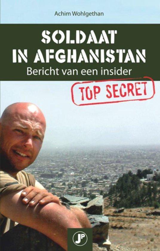 Soldaat in Afghanistan - Achim Wohlgethan |