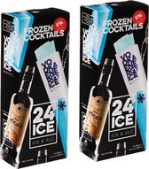 Frozen cocktails 5% - Vodka Energy ICE (2 x 5 -pack)