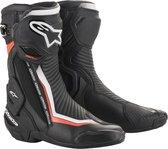 Alpinestars SMX Plus V2 Black White Red Fluo Boots 44