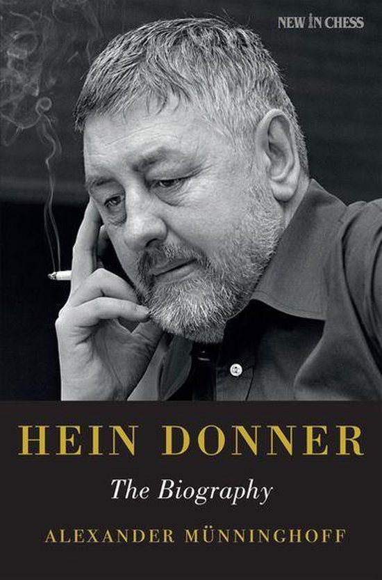 Boek cover Hein Donner van Alexander Münninghoff (Onbekend)