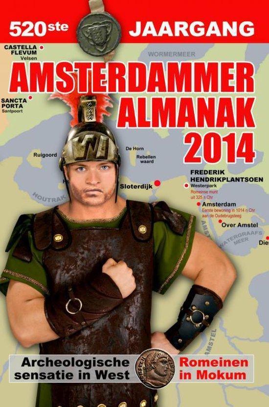 Amsterdammer almanak 2014 - Mohamed El-Fers |