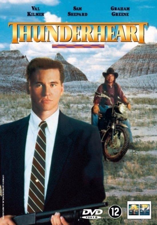Cover van de film 'Thunderheart'
