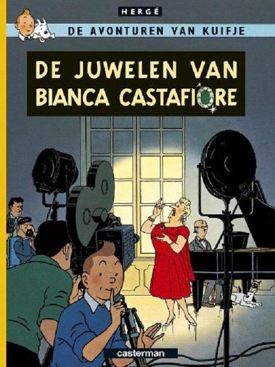 Kuifje 21. de juwelen van bianca castafiore - Hergé |