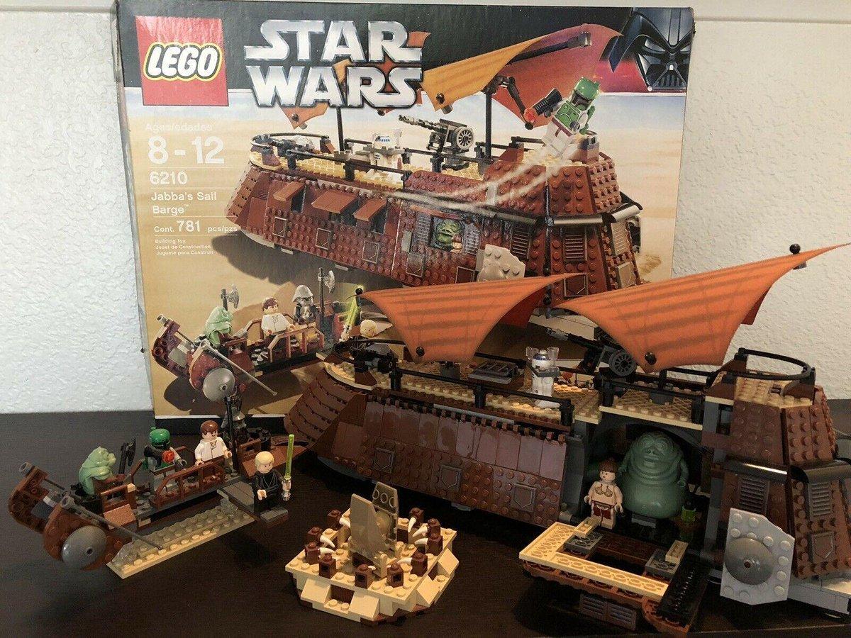 Lego Jabba's Sail Barge