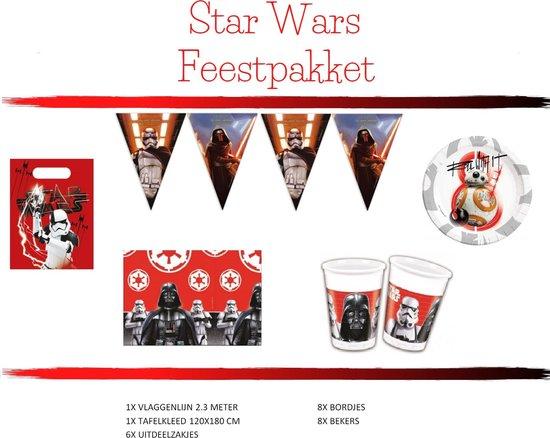 Star Wars Feestpakket - Versiering