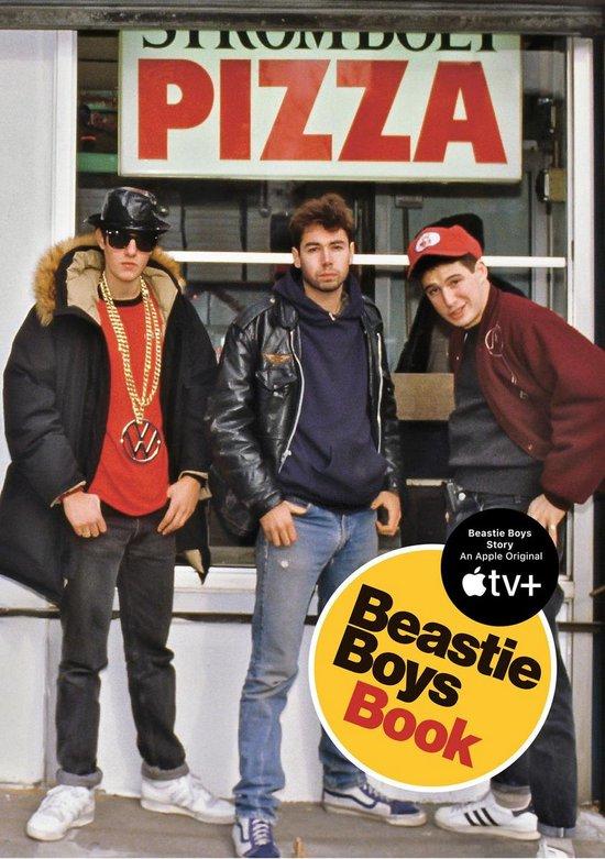 Boek cover Beastie Boys Book van Michael Diamond (Onbekend)