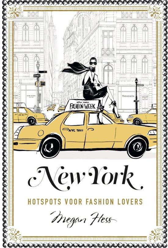 New York - Megan Hess |