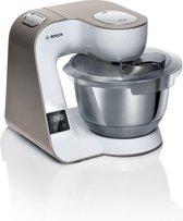 Bosch MUM5XW20 CreationLine Premium - Keukenmachine - Incl weegschaal en timer