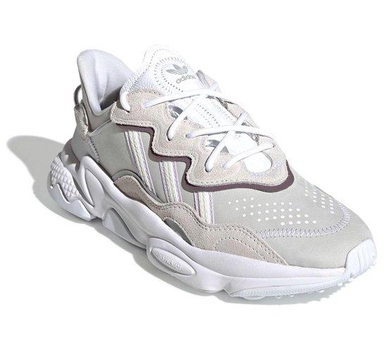 adidas Sneakers - Maat 39 1/3 - Vrouwen - lichtgrijs/beige/wit n1r7aI5L