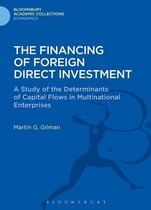The Financing of Foreign Direct Investment