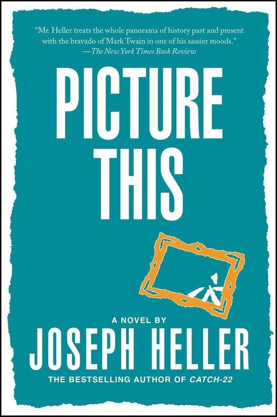 Boek cover Picture This van Joseph Heller (Paperback)