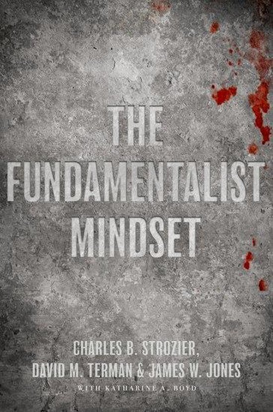 The Fundamentalist Mindset