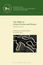 Boek cover The Bible in Crime Fiction and Drama van