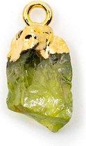 Geboortesteen Hanger Augustus Peridoot (10 mm)