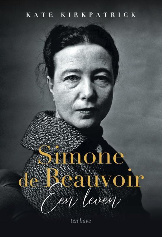 Boek cover Simone de Beauvoir van Kate Kirkpatrick (Hardcover)
