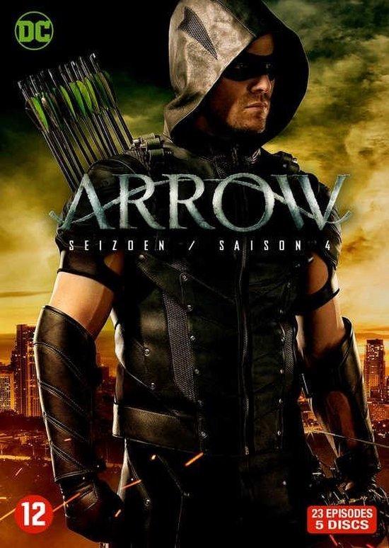 Tv Series - Arrow - Season 4