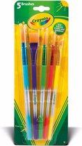 Crayola 5 Penselen