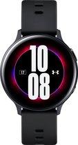 Samsung Galaxy Watch Active2 - Aluminium - 44mm - Zwart - Under Armour Special