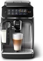 Philips LatteGo 3200 series EP3246/70 - Espressomachines - Zwart/Zilver