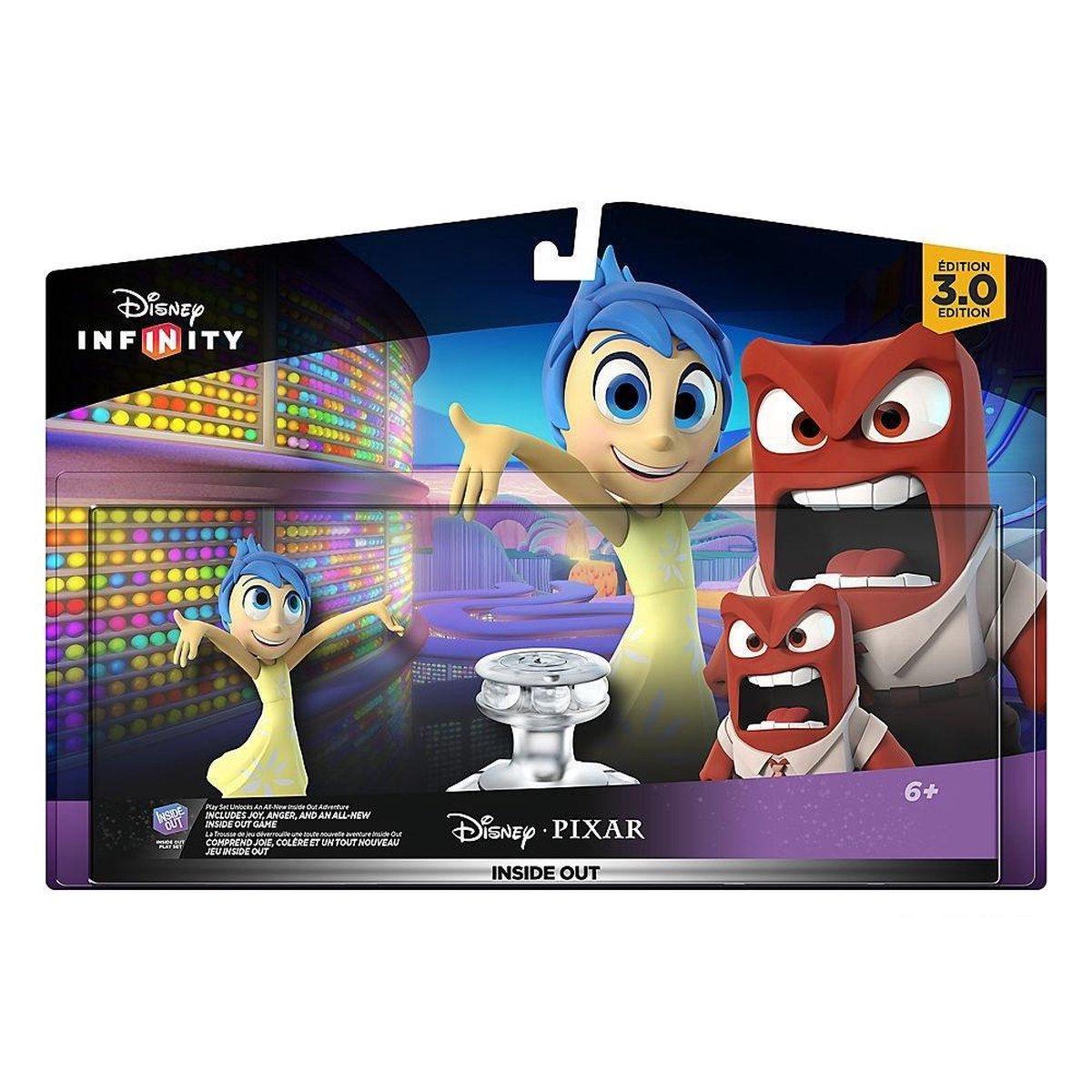 Disney Infinity 3.0 - Inside Out Speelset - Bandai Namco
