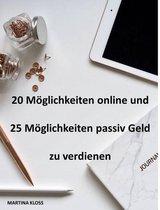 Online und passiv Geld verdienen