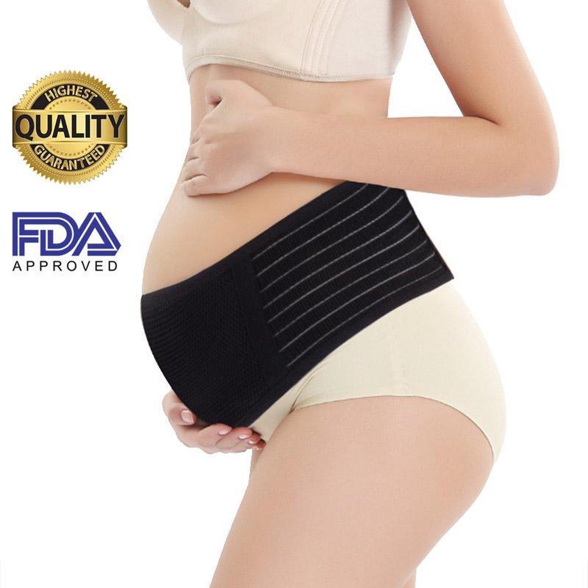 Zwangerschapsband - Bekkenbrace - Buikband voor zwangere vrouwen - Zwangerschapsband - Zwangerschaps