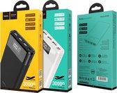 Powerbank 30.000 mAh (met display + fast charge)