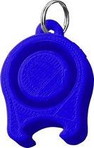 Festicap® Plus - Original Blue - Universele Flesdop & Opener
