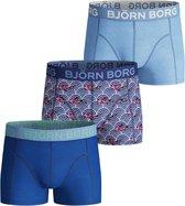 Bjorn Borg Jongens 3Pack Short Koi Wave 2021-1135/71021-170/176