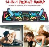 HBKS Sports Push Up Bord | Gewichten | Push Up Bars | Opdruksteunen | Push Up Grips | Fitness | Thuis Sporten | Krachttraining | Afvallen | Home Gym