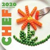 Chef 2020 Mini Wall Calendar