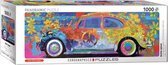 Puzzel - Volkswagen kever - Panorama - 1000st.