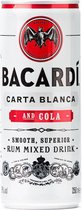 Bacardi Cola blik 24x25 cl