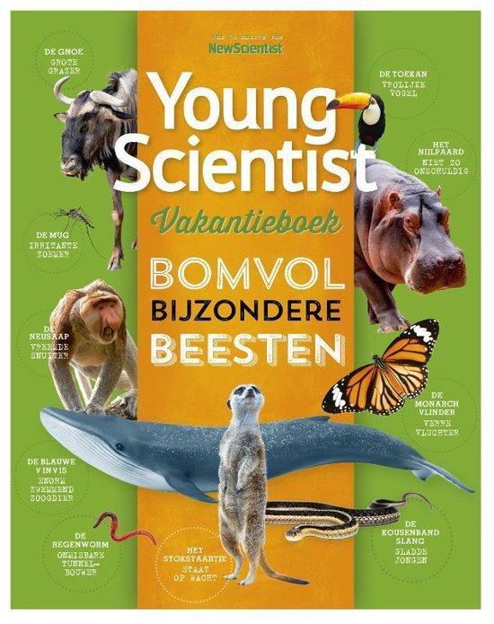 Young Scientist Vakantieboek Zomer 2020 - Redactie New Scientist |