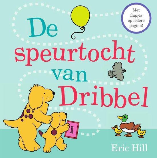 Dribbel - De speurtocht van Dribbel - Eric Hill  