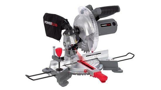 Powerplus POWE50002 Afkortzaag - 1650W - 210 mm