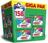 Ariel Pods 3 in 1 Wasmiddel Color 158 Stuks GIGA PAK