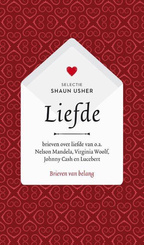 Brieven van belang: Liefde - Shaun Usher |