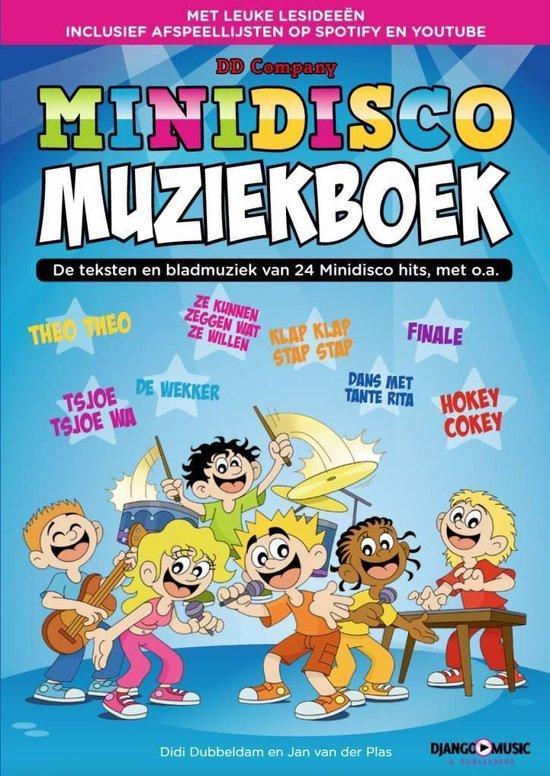Afbeelding van Minidisco Muziekboek