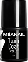 Gel nagellak - Peel off - TWIN COAT - 10ml