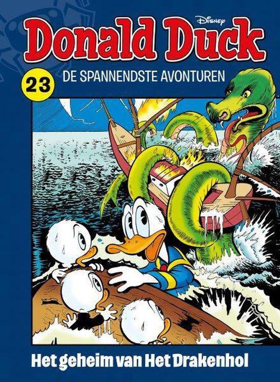 Donald Duck Spannendste Avonturen 23 - Het geheim van Het Drakenhol