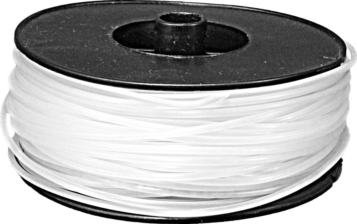 50 mtr - Visdraad - 1,5mm - etalagedraad - transparant
