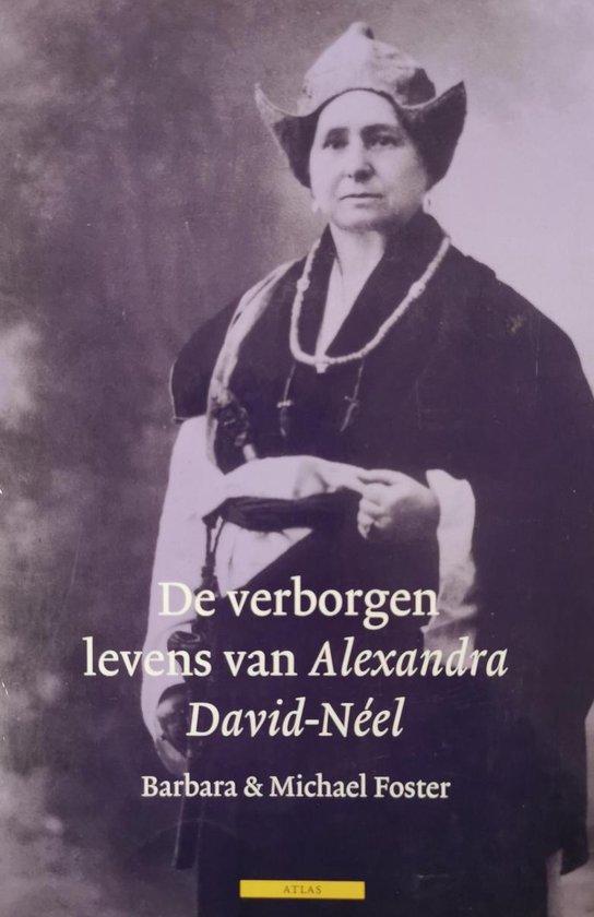 Verborgen levens alexandra david-neel - Auteur Onbekend |