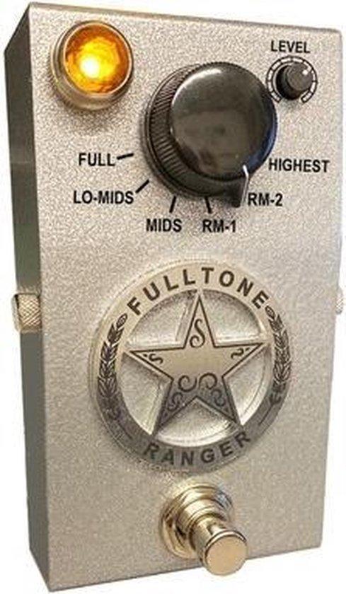 Fulltone Custom Shop Ranger Germanium Treble Booster