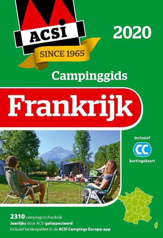 ACSI Campinggids - ACSI Campinggids Frankrijk 2020 - Acsi |