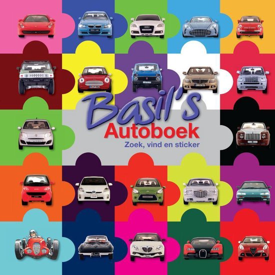 Basil's Autoboek