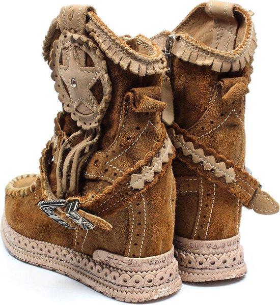 El Vaquero Lyanna Dames Boots - Bruin, ,38 / 5 IxVqyc
