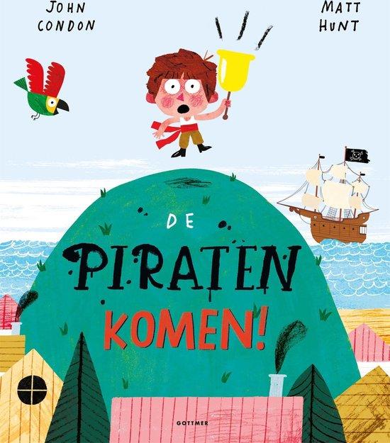De piraten komen! - John Condon | Readingchampions.org.uk