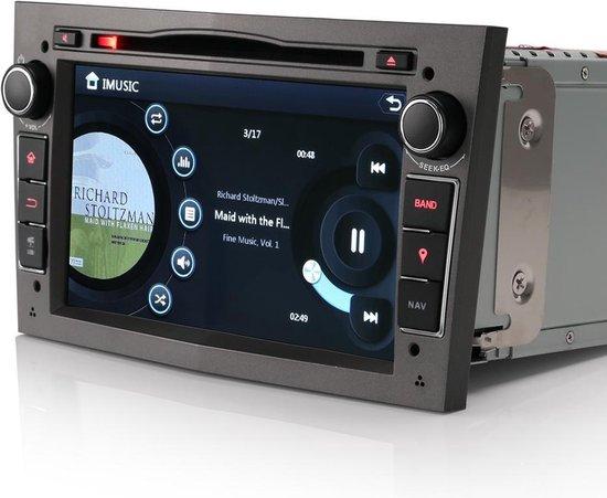 Opel Autoradio Navigatie - Aux - Bluetooth - CD/DVD speler – Opel Astra H - Opel Corsa C D
