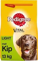 Pedigree Vital Protection Light Adult Brokken - Kip & Groenten - Hondenvoer - 13kg